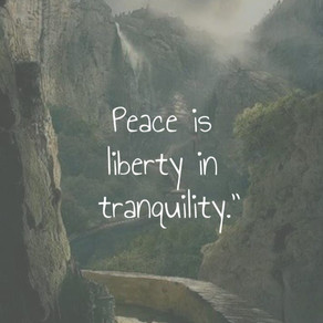 Importance of Inner Peace for a beautiful life!