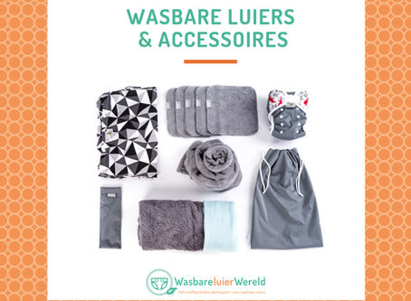 Wasbare luiers & accessoires