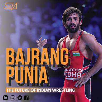 Bajrang Punia: The Future of Indian Wrestling