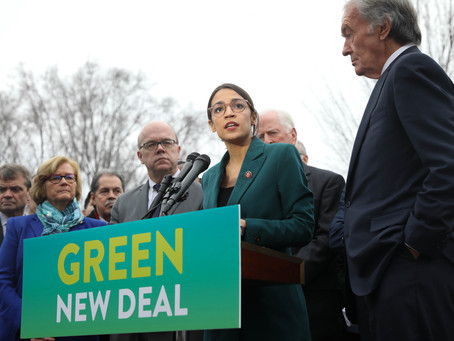 Let's involve youth activists in the Green New Deal