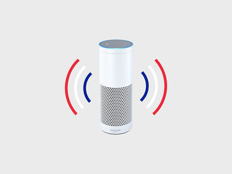 Alexa learns (to be) french