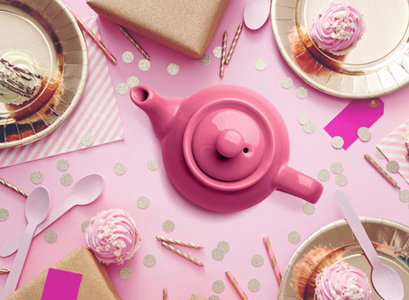 Plan the Perfect Tea Party