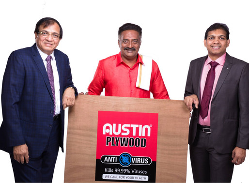 Austin Plywood launches Anti-Virus Plywood