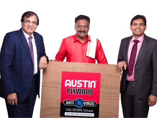 Austin Plywood launches Anti-Virus Plywood