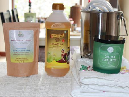 Basti - An Ayurvedic Medicated Enema: Cleansing the Colon Holistically