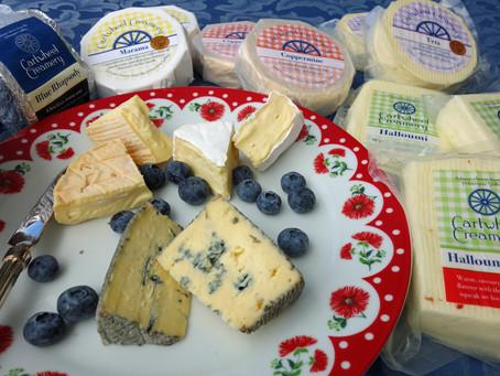 紐西蘭手工奶酪精選