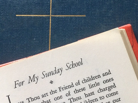 Workshop: Sunday School Openings