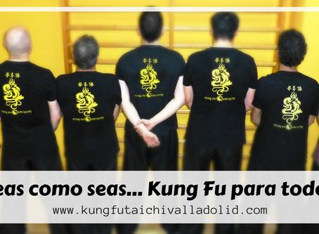 Kung Fu para tod@s