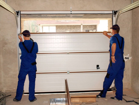 Garage Door Repair - Here's What You Need to Know!
