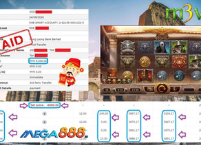 Champions Of Rome slot game tips to win RM6000 in Mega888