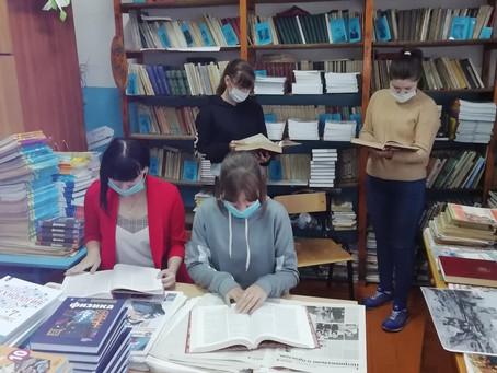 В Александровке завершилась реализация социально - значимого проекта