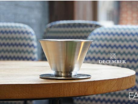 【Kickstarter新品】韓國DECEMBER COFFEE DRIPPER
