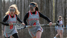 Women's Lacrosse Falls to USMMA During Culture Shock