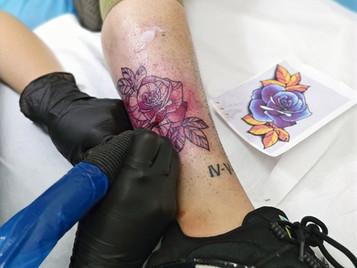 Nuevo curso de Tatuador Profesional