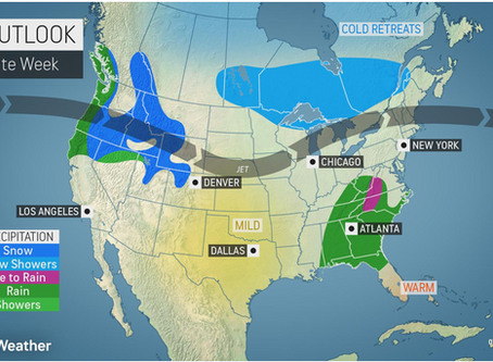 Parade of storms to cause misery through Christmas