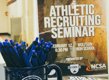 Athletic Recruiting Seminar