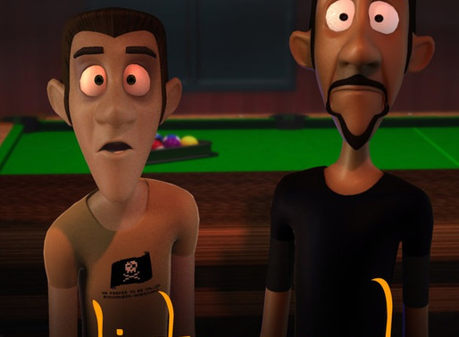 Dirty Pool short film review