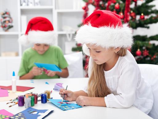 Παιδιά στο σπίτι τις γιορτές; Κρατήστε τα απασχολημένα και… ασφαλή!