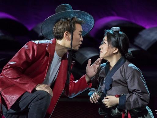 20171118 [컬처톡] '기와 위에 빨간 가죽재킷' 유니크한 라벨라오페라단 '돈 지오반니' 색다른 감동
