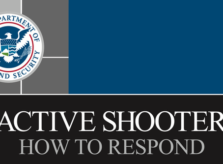 ACTIVE SHOOTER                               HOW TO RESPOND