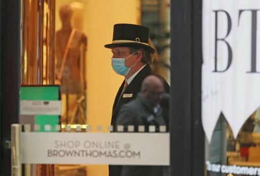 Brown Thomas i Arnotts zwalniają pracowników z powodu kryzysu związanego z pandemią koronawirusa
