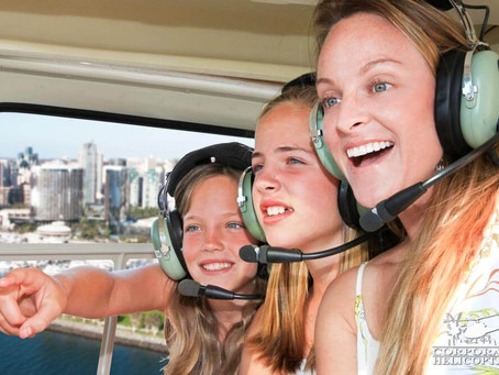 Have a family adventure over San Diego!