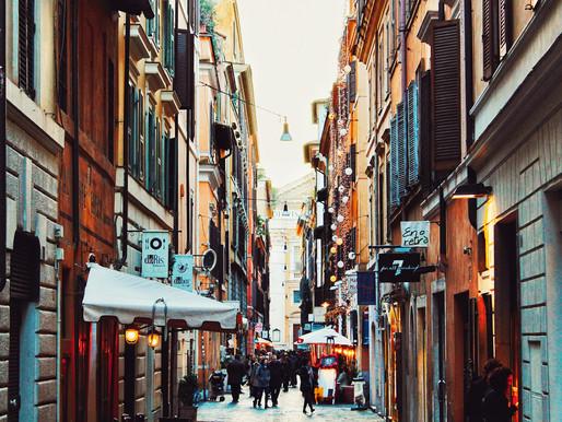 3x reisboeken voor in Rome