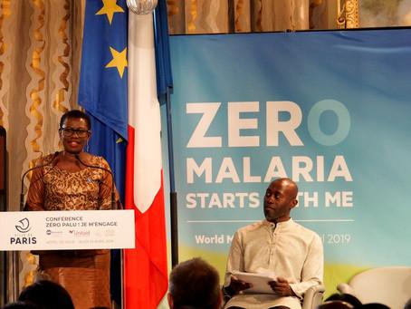 World Malaria Day 2019, Paris