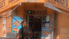 Meet Trinia Boyd she just opened up a convenience store ❤😍👸🏾👏🏾👏🏾