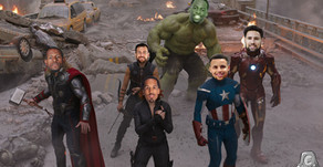 The Golden State Warriors and The Avengers Have Similar Story Arcs...