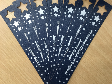 Bookmarks for Star Readers!