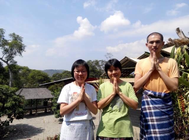Yogi Meditasi Intensif di Sukhesikarama Mindfulness Forest