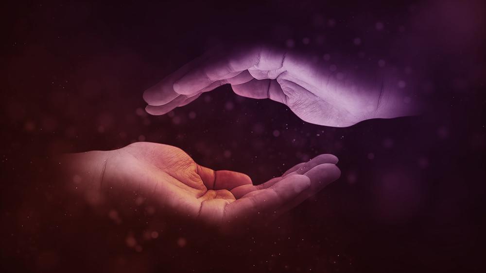 manos, conexión, vínculo, sé el jefe, hectorrc.com