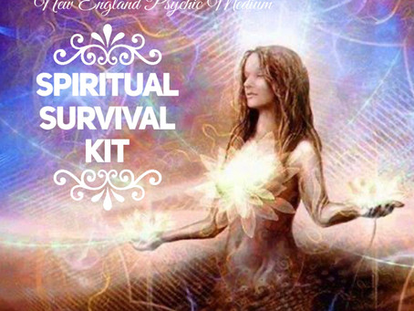Spiritual Survival Kit