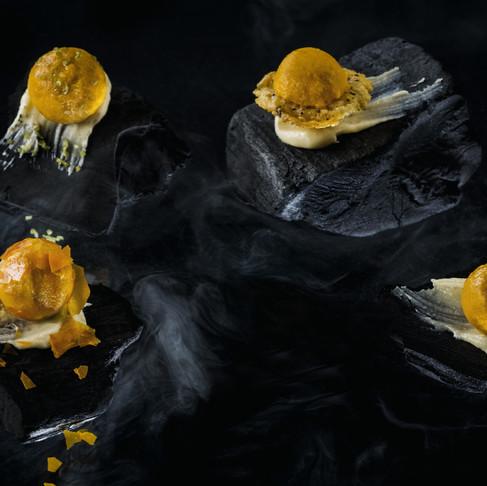 Tiesiog kulinarinis kosmosas: moliūgų virtinukai su parmezano kremu!