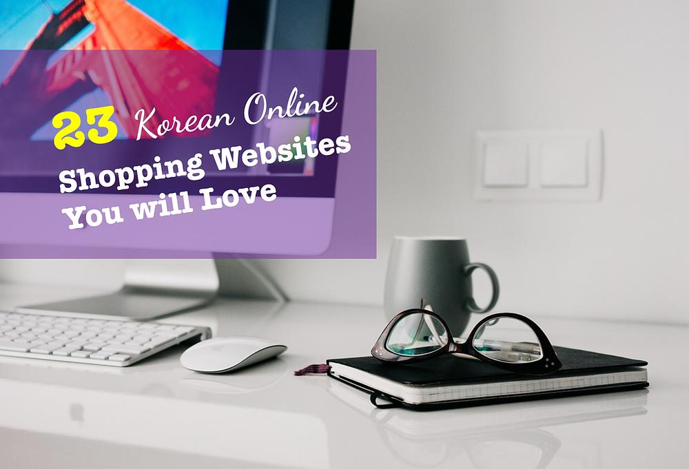 23 Korean Online Shopping Websites you will Love