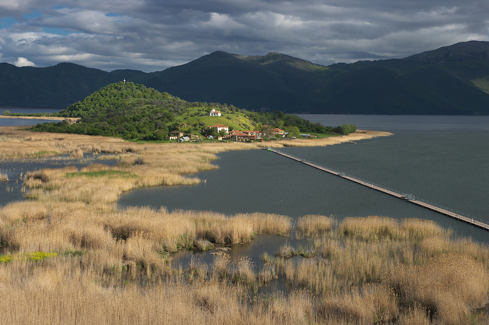 Prespa Lake Greece