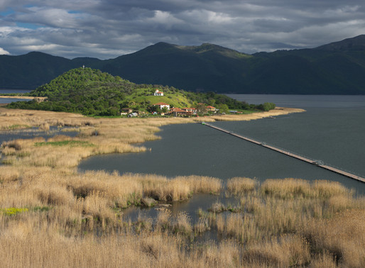 Great Prespa Lake | Highest Tectonic Lake in the Balkans