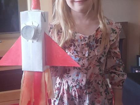 Ella in 1TM has made a fantastic rocket.