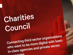 Joining BIMA's Charities Council to raise digital standards