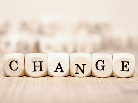 What to Know About Change