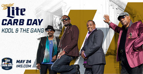 Legendary Band Kool & the Gang To Open Miller Lite Carb Day Concert May 24