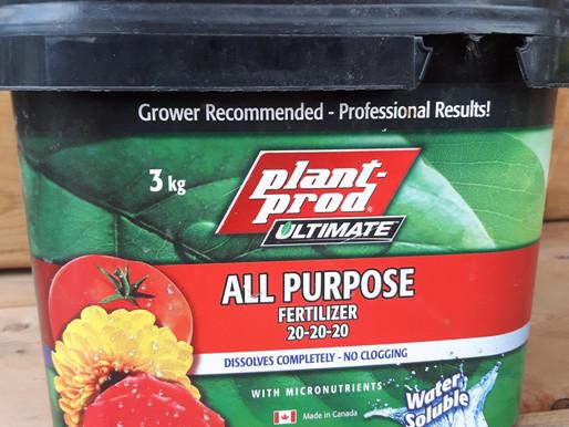 Figuring Out Fertilizer