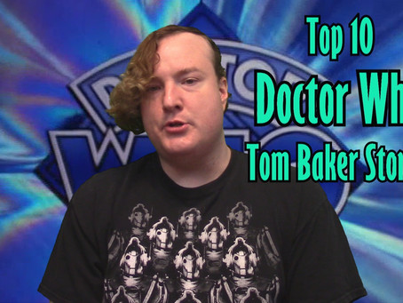 Kaiju no Kami's Top 10 Doctor Who Tom Baker Stories