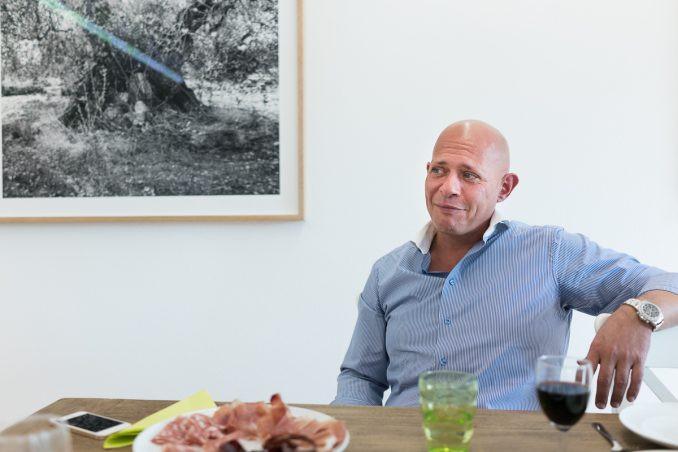 Für Tresch beginnen gute Gespräche mit gutem Essen. (Bild: Juri Gottschall)