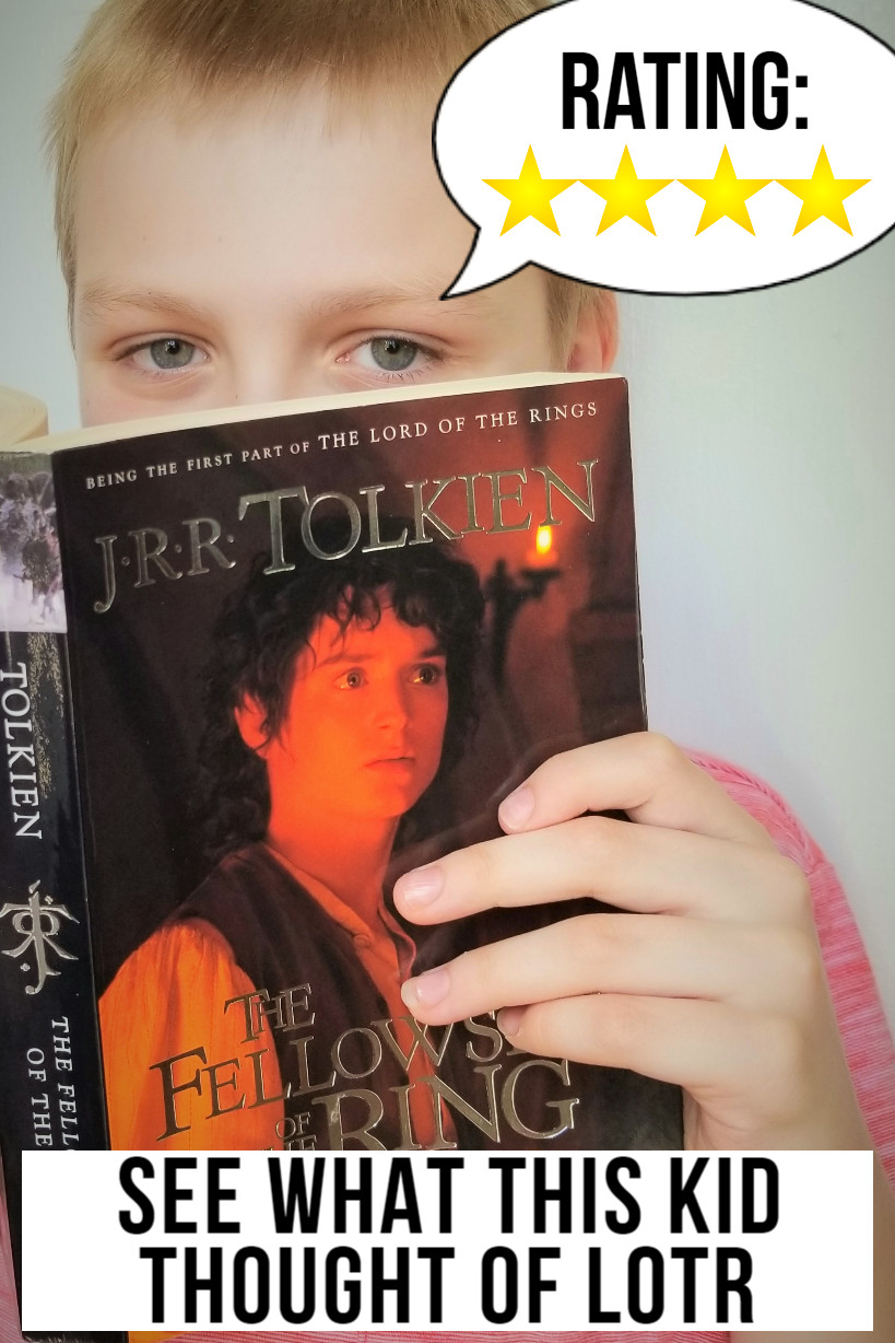 lotr book review and summary, the lord of the rings review