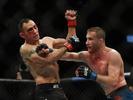 UFC 249: Gaethje končal niz 12 zmag Fergusona