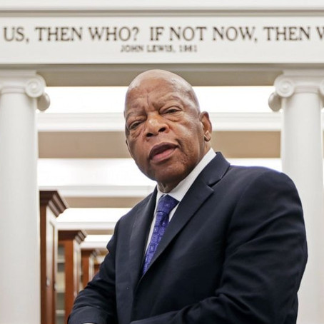 Legendary Civil Rights Leader and Congressman John Lewis has Passed