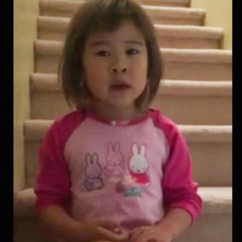 Video of a Little Girl Asking Her Divorced Parents to Be Friends Is Adorable & Heart-Wrenching