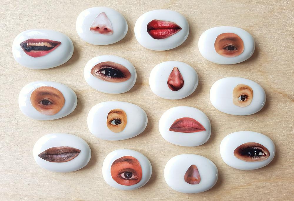 emotion stones, little people big emotions